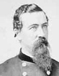 Capt Adams, 1st Minnesota Infantry