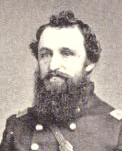 Maj Albright, 132nd Pennsylvania Infantry