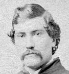 Capt Andrews, 35th Massachusetts Infantry