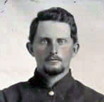 Pvt Anger, 108th New York Infantry