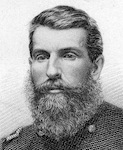 Maj Baird, 126th New York Infantry