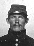 Pvt Barkley, 31st Georgia Infantry