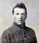 Pvt Barons, 108th New York Infantry