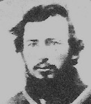 Lt Barrett, 37th Virginia Infantry