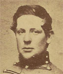 Lt Beckwith, 20th Massachusetts Infantry