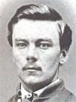 Pvt Benham, 7th Michigan Infantry