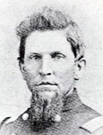 Maj Beverly, 34th New York Infantry
