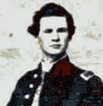 Sgt Bicknell, Massachusetts Sharpshooters, First Company
