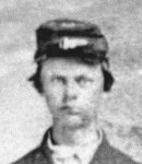 Pvt Bingham, 16th Connecticut Infantry