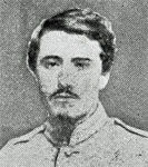 Lt Bisel, 4th Georgia Infantry