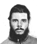 Sgt Bishop, 37th Virginia Infantry