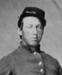 Pvt Bixby, 23rd New York Infantry