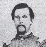 Capt Blunt, 12th United States Infantry, First Battalion