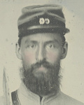 Lt Booker, 21st Virginia Infantry
