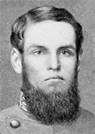 Lt Boone, 1st North Carolina Infantry