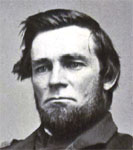 Lt Bradley, 15th Massachusetts Infantry