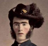 Sgt Brennan, 97th New York Infantry
