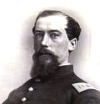 Capt Britt, 57th New York Infantry