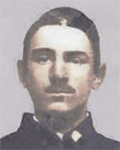 Pvt Brown, 21st Massachusetts Infantry