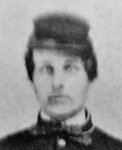 Pvt Burr, 16th Connecticut Infantry