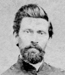 Pvt Burr, 17th Michigan Infantry