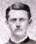 Lt Cain, 4th United States Infantry
