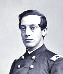 Maj Chapman, 57th New York Infantry