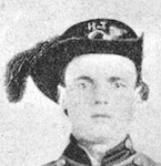 Pvt Chilton, 11th Mississippi Infantry