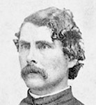 Capt Chipman, 11th United States Infantry, First Battalion