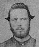 Pvt Chitwood, 23rd Georgia Infantry