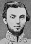 Col Christie, 23rd North Carolina Infantry