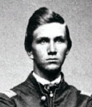 Lt Clark, 6th Maine Infantry