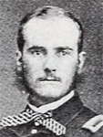 Lt Clark, 34th New York Infantry