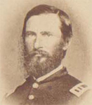 Capt Clark Jr, 4th United States Artillery, Battery E