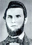 Maj Cole, 22nd North Carolina Infantry