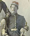 LCol Coppens, 8th Florida Infantry