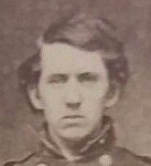Capt Cornell, 102nd New York Infantry
