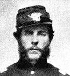 Capt Corrigan, 111th Pennsylvania Infantry