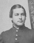 Pvt Dawes, 13th Massachusetts Infantry
