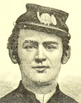 Capt Donaldson, 118th Pennsylvania Infantry