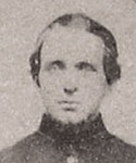 Pvt Dorr, 13th Massachusetts Infantry