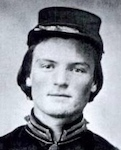 Pvt Dozier, 6th Georgia Infantry