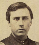 Corp Dudley, 15th Massachusetts Infantry