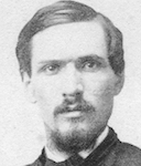 Capt Dudley, 19th Indiana Infantry