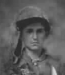 Pvt Ellison, 16th Georgia Infantry