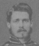 Pvt Evans, 3rd South Carolina Infantry Battalion
