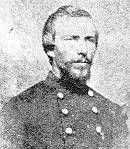 Capt Fesler, 27th Indiana Infantry