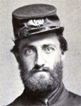 Lt Fox, 13th Massachusetts Infantry
