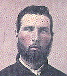Pvt Franks, 7th South Carolina Infantry