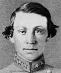 Capt Garrett, 5th North Carolina Infantry